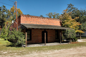 Former Walthourville Store