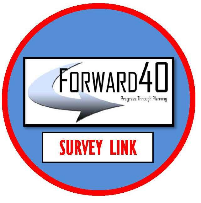 Forward 40 Survey Button