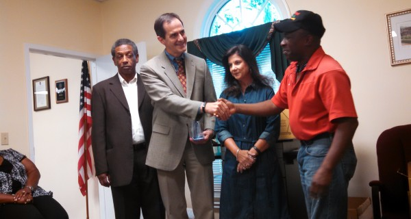LCPC Recognized for Riceboro Youth Program Participation